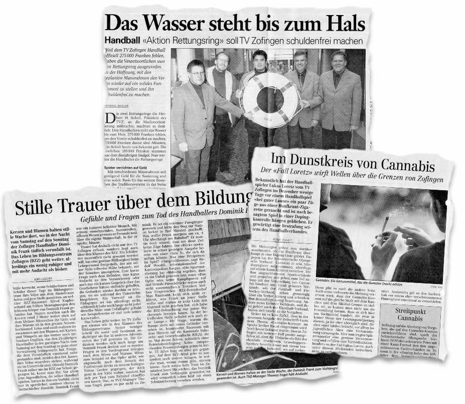 Aus dem Handball Archiv (4/6)